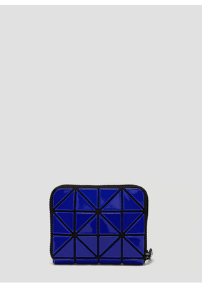 Bao Bao Issey Miyake Zipped Jam Wallet in Blue size One Size