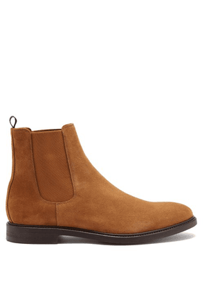 Paul Smith - Jake Suede Chelsea Boots - Mens - Tan