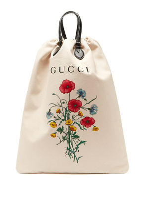 Gucci - Chateau Marmont Canvas Tote Bag - Mens - Beige