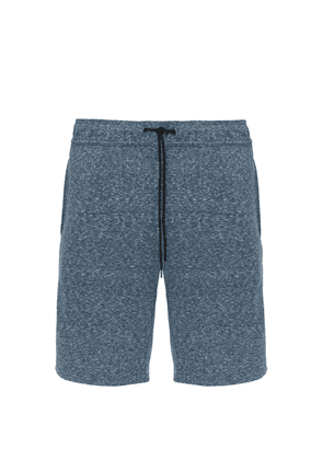 Onia - Saul Terry Towelling Shorts - Mens - Navy