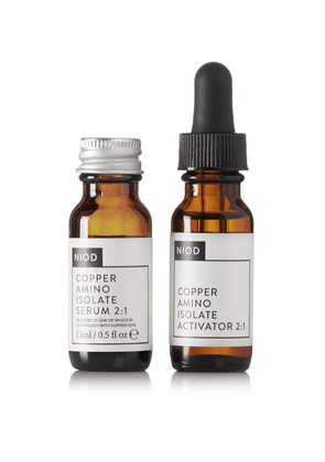 NIOD - Copper Amino Isolate Serum 2:1, 15ml - Colorless