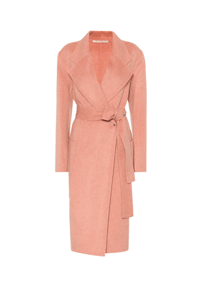 Carice Doublé wool and cashmere coat