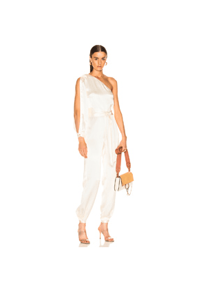 HANEY Emerson Jumpsuit in Neutral