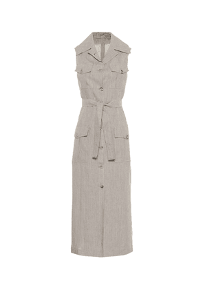 The Mary Angel linen dress