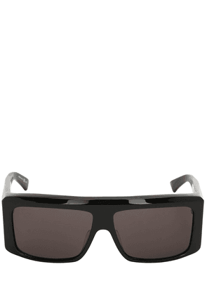 Square Mask Acetate Sunglasses