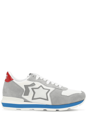 Antares Suede & Nylon Sneakers