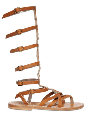 Appia Leather Gladiator Sandals