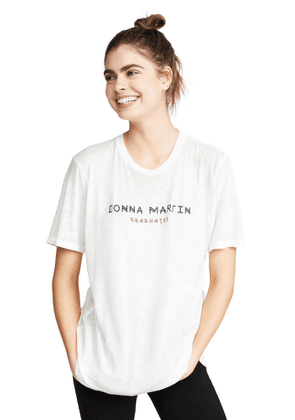 Baja East Donna Martin Burnout Tee