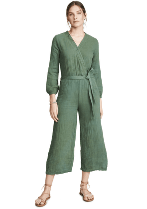 SUNDRY Belted Jumpsuit
