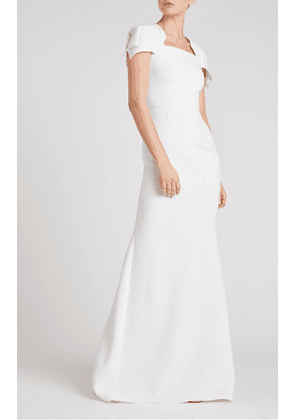 Clovelly Gown - 6 / White
