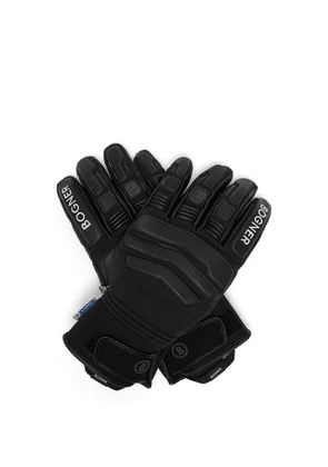 Bogner - Amigo Leather Gloves - Mens - Black