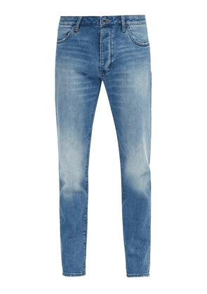 Neuw - Lou Slim Leg Jeans - Mens - Light Blue