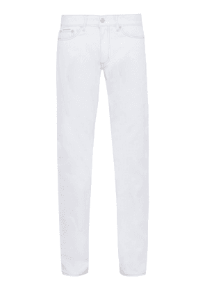 Eytys - Cypress Twill Straight Leg Jeans - Mens - White