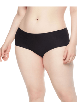 Plus Size Soft Stretch Hipster Briefs