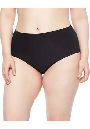Plus Size Soft Stretch Full-Coverage Briefs