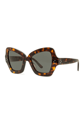 Chunky Butterfly Acetate Sunglasses
