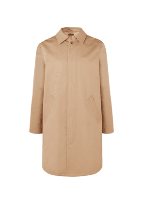 A.P.C. - Cotton-twill Trench Coat - Beige