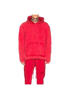 Alchemist Coco Hoodie in Red