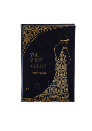 ''The Great Gatsby' Book by F. Scott Fitzgerald, Personalized'