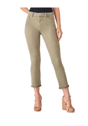 Mara Mid-Rise Instasculpt Straight Jeans