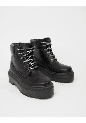 ASOS DESIGN Almighty chunky hiker boots