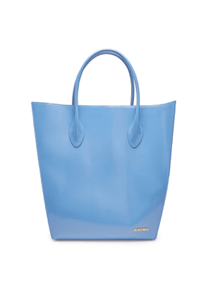 Jacquemus Le Baya Leather Tote