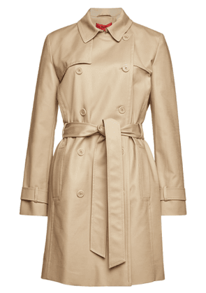 Hugo Makaras Cotton Trench Coat