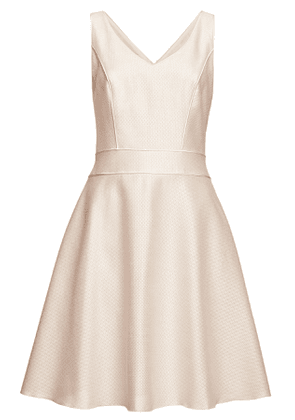 Hugo Kinusa Sleeveless Dress with Cotton