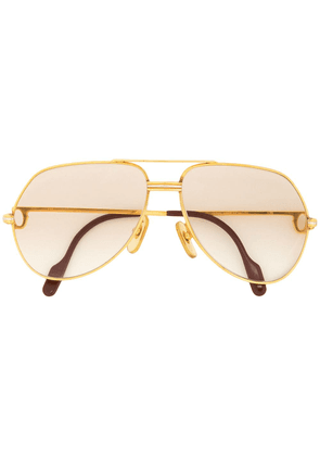 Cartier Vintage reading glasses eyew ear - Gold