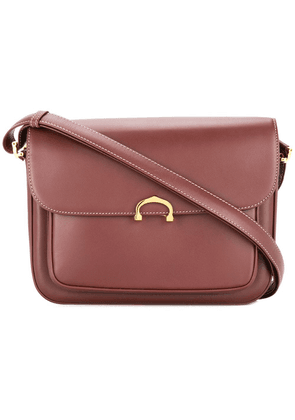 Cartier Vintage cross body shoulder bag - Red