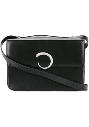 Cartier Vintage Panther shoulder bag - Black