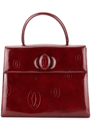 Cartier Vintage Happy Birthday hand bag - Red