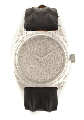 Christian Koban 'DOM' diamond watch - Black
