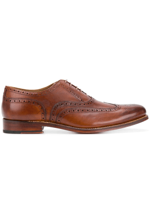 Grenson Dylan brogues - Brown