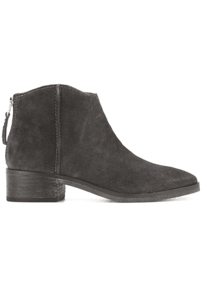 Dolce Vita mid heel ankle boots - Grey