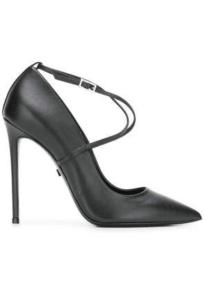 Grey Mer DECOLLETE' pumps - Black