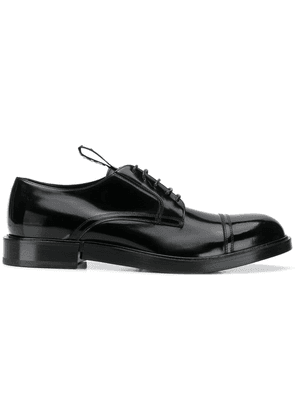 Dolce & Gabbana classic Derby shoes - Black