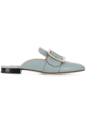 Bally Janesse mule slippers - Blue