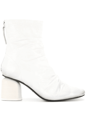 Chuckies New York Exclusive Halmanera Muslei boots - White