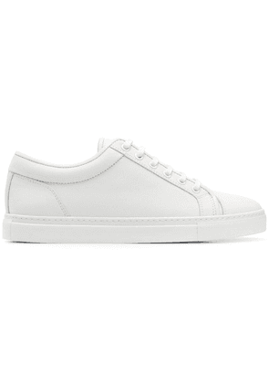 Etq. plimsole style sneakers - White