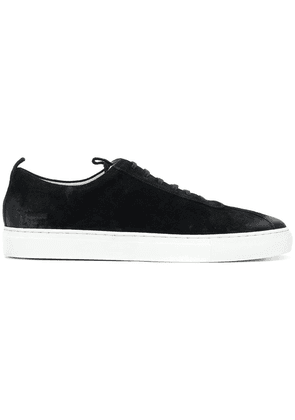 Grenson lace up sneakers - Black
