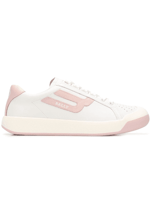 Bally low top sneakers - White