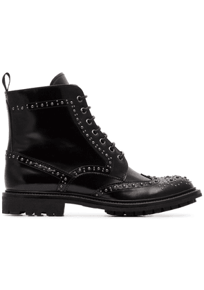 Church's Angelina Studded Ankle Boots - Black