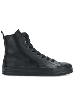 Ann Demeulemeester Blanche hi-top sneakers - Black