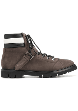 Bally X Swiss mountain boots - Grey
