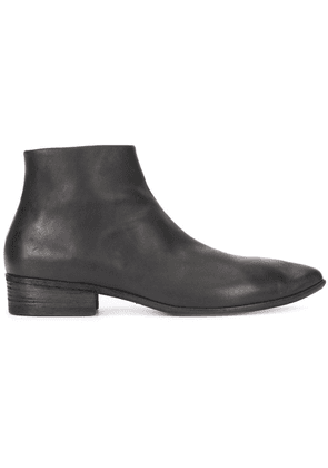 Marsèll ankle zip boots - Black