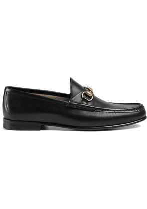 Gucci 1953 Horsebit leather loafers - Black