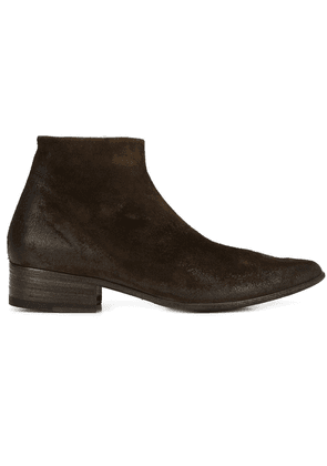Marsèll pointed toe boots - Brown