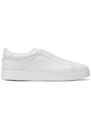 Fabi slip-on sneakers - White