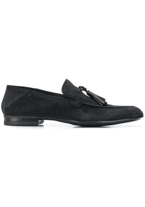 Fabi tassel detail loafers - Black